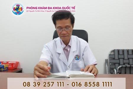 Phòng khám nam khoa BS Hà Văn Hương