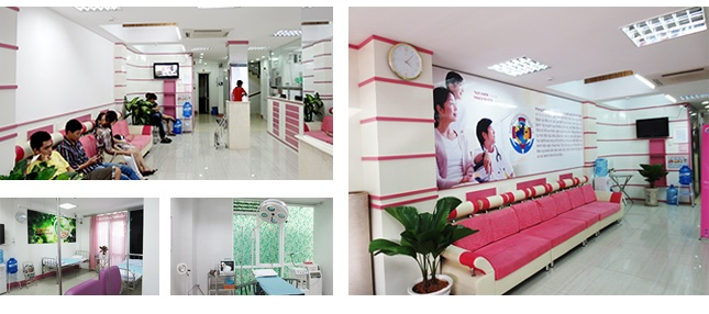 Phòng khám nam khoa đa khoa quốc tế HCM