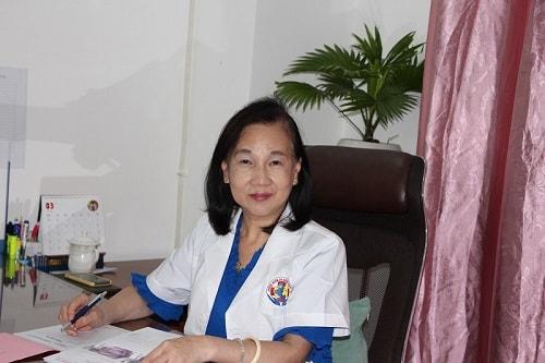 Phòng khám Đa khoa quốc tế HCM - Bác sĩ Vũ Thị Thanh Dung